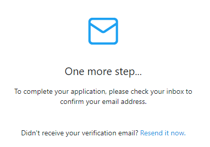 twitter-developer-account-email-confirmation